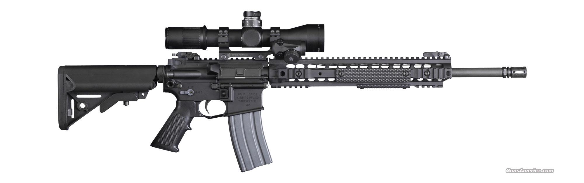 Knights Armament KAC SR-15 LPR (30280)  Guns > Rifles > Knight's Manufacturing Rifles
