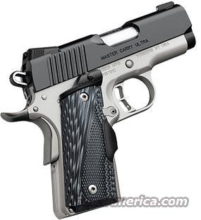 Kimber Master Carry Ultra  Guns > Pistols > Kimber of America Pistols