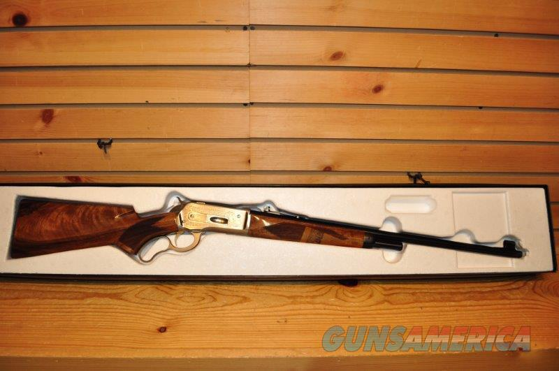 Browning M-71 High Grade 348 Winchester  Guns > Rifles > Browning Rifles > Lever Action
