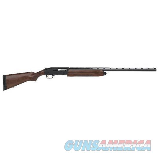 "Mossberg Model 930 Autoloading All Purpose Field Shotgun 12 Gauge 28"" Vent Rib Barrel 3"" Chamber 5 Rounds Walnut Stock Blued Finish  Guns > Shotguns > Mossberg Shotguns > Pump > Sporting"