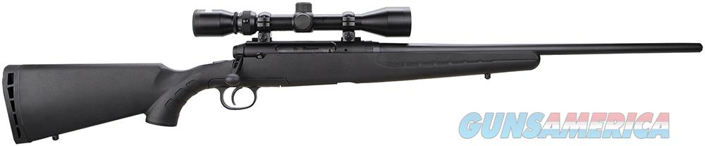 Savage Axis XP Bolt Action Rifle .223 Remington 22in Barrel 4 Rounds Composite Stock Blued Barrel Includes 3-9x40mm Scope  Guns > Rifles > Savage Rifles > Axis