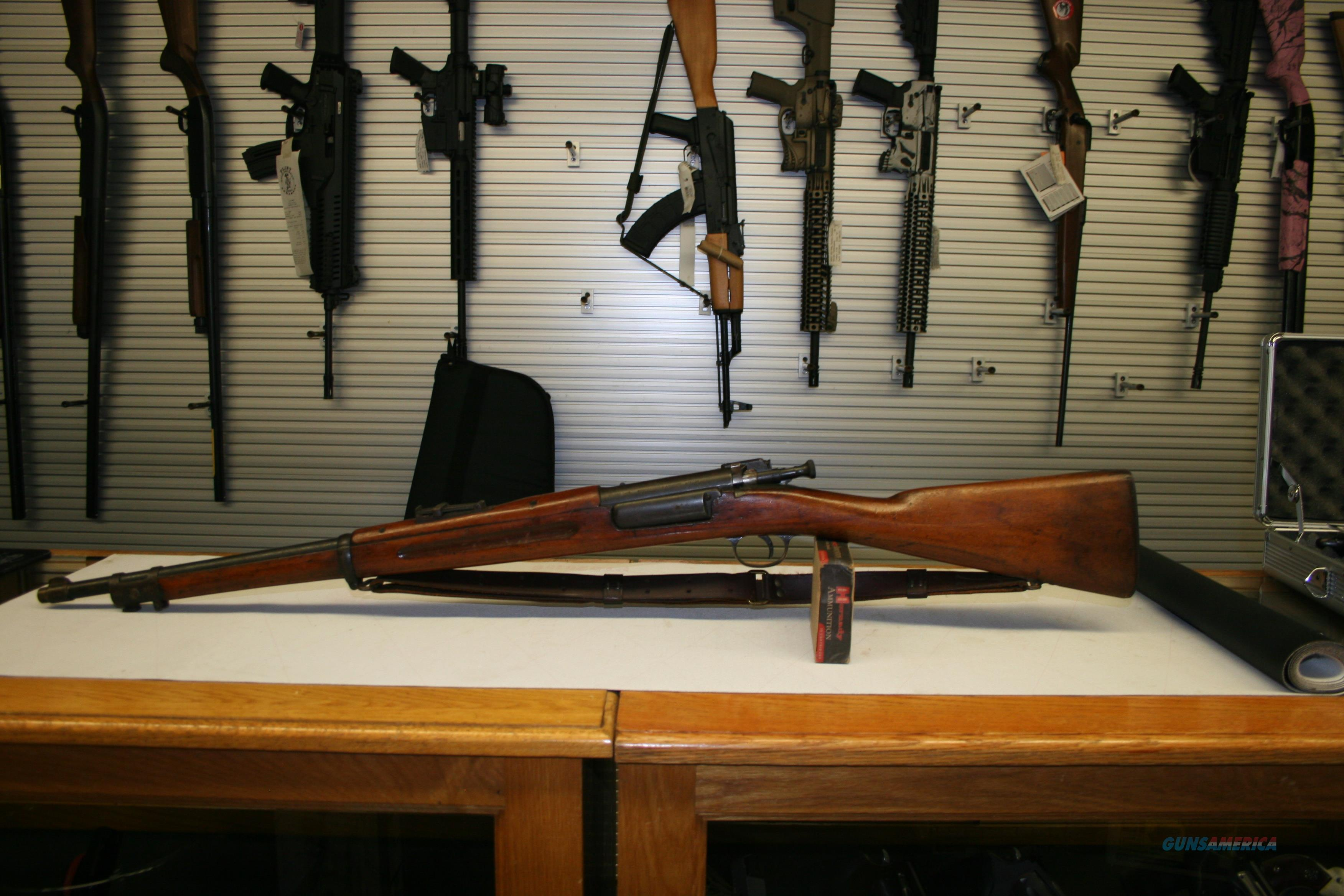 U.S. Army Model 1898 Springfield Armory Krag, Carbine.  Guns > Rifles > Military Misc. Rifles US > Krag-Jorgenson