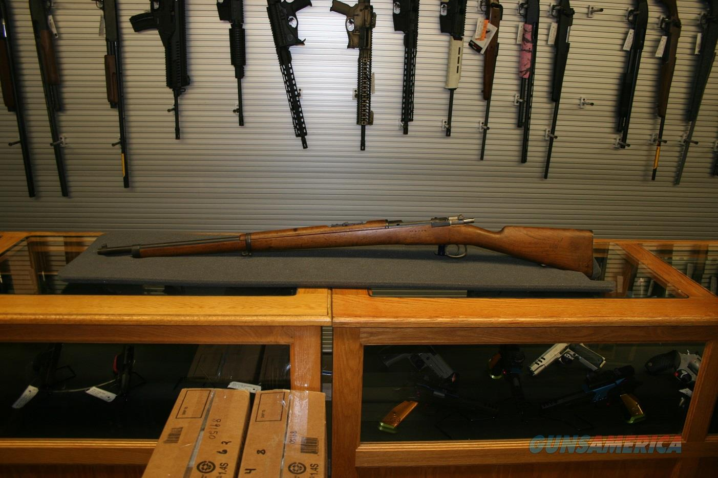 Fabria DeArmas Oviedo 1928 7mm Mauser   Guns > Rifles > Mauser Rifles > Spanish