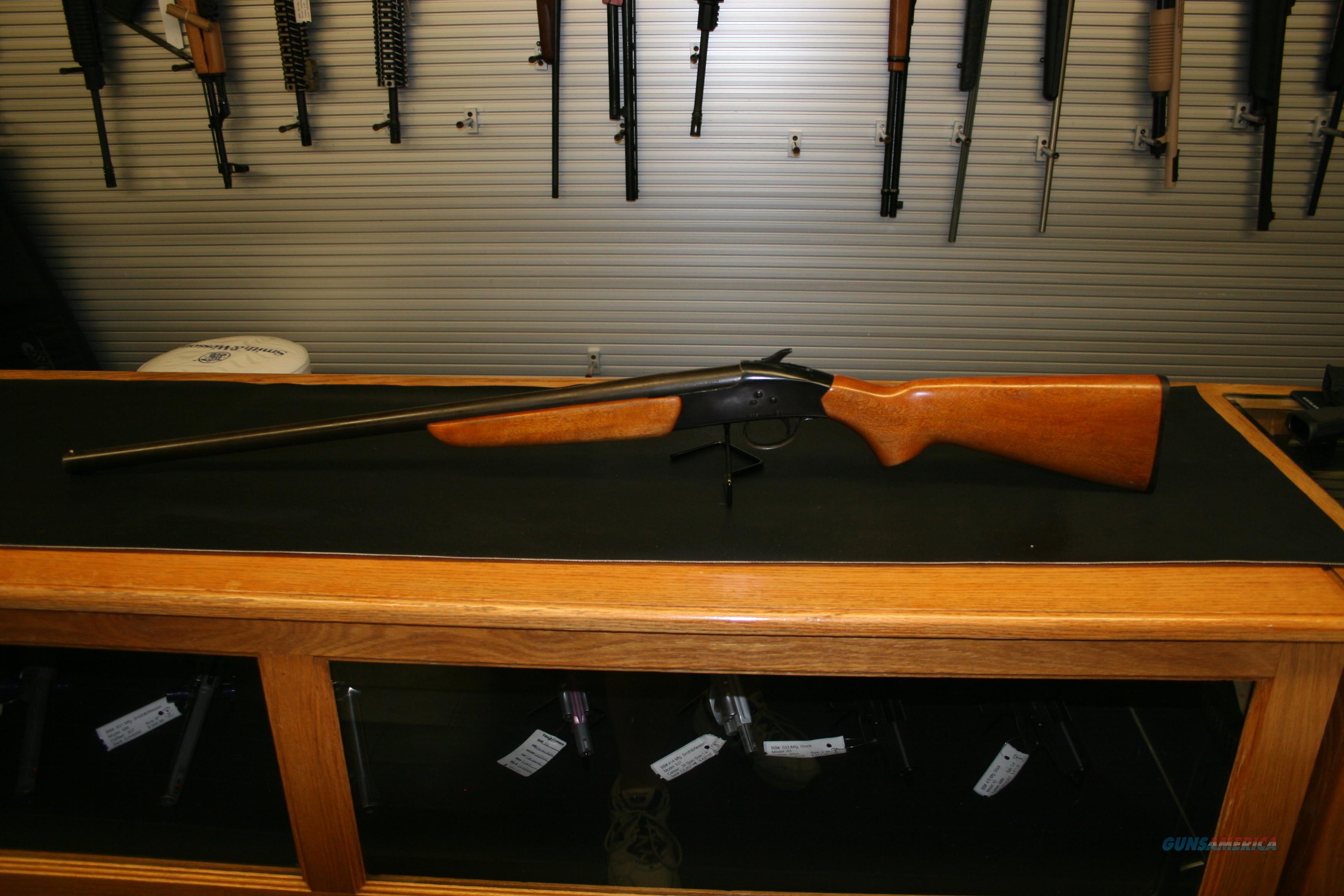 Savage Springfield 940E  Guns > Shotguns > Savage Shotguns