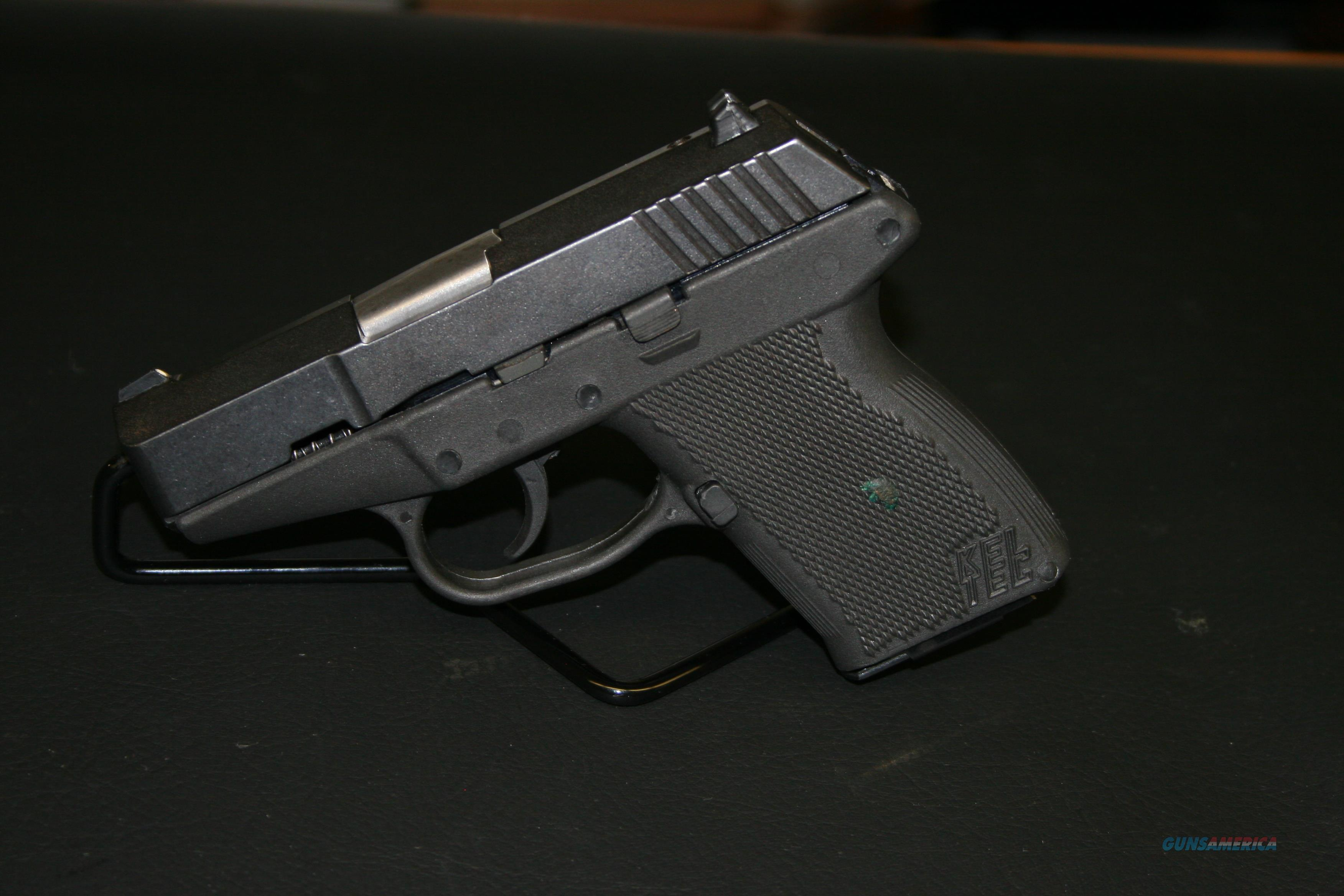 Kel-Tec P-11 P-11 10+1 9mm 3.1in  Guns > Pistols > Kel-Tec Pistols > Pocket Pistol Type