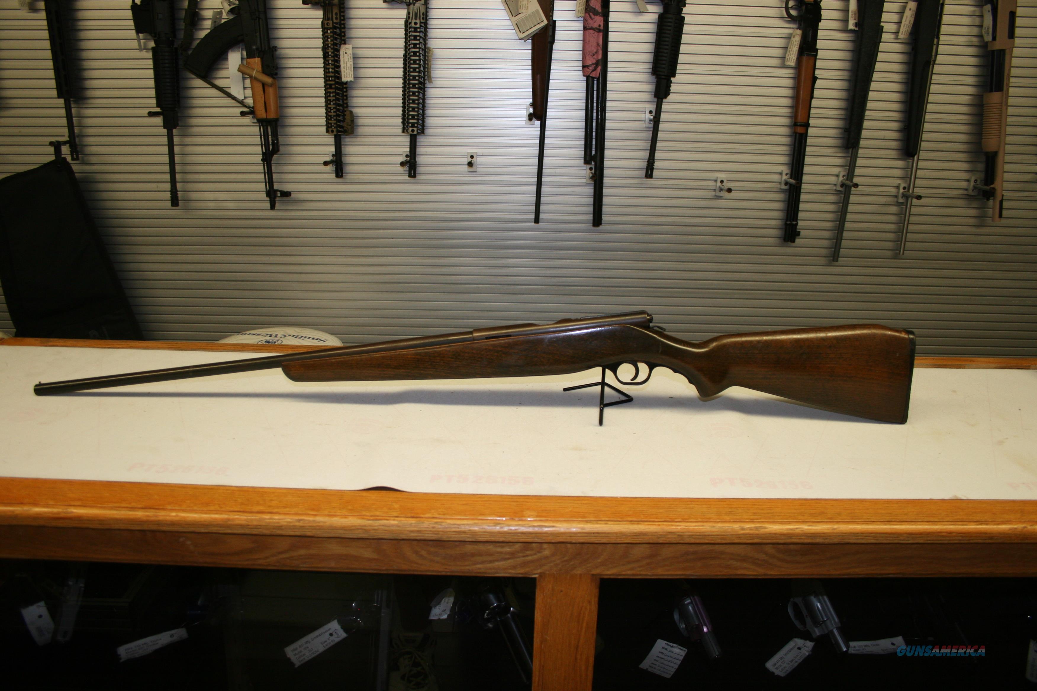 Norberto Arizmendi .410ga. Bolt Action Shotgun  Guns > Shotguns > A Misc Shotguns