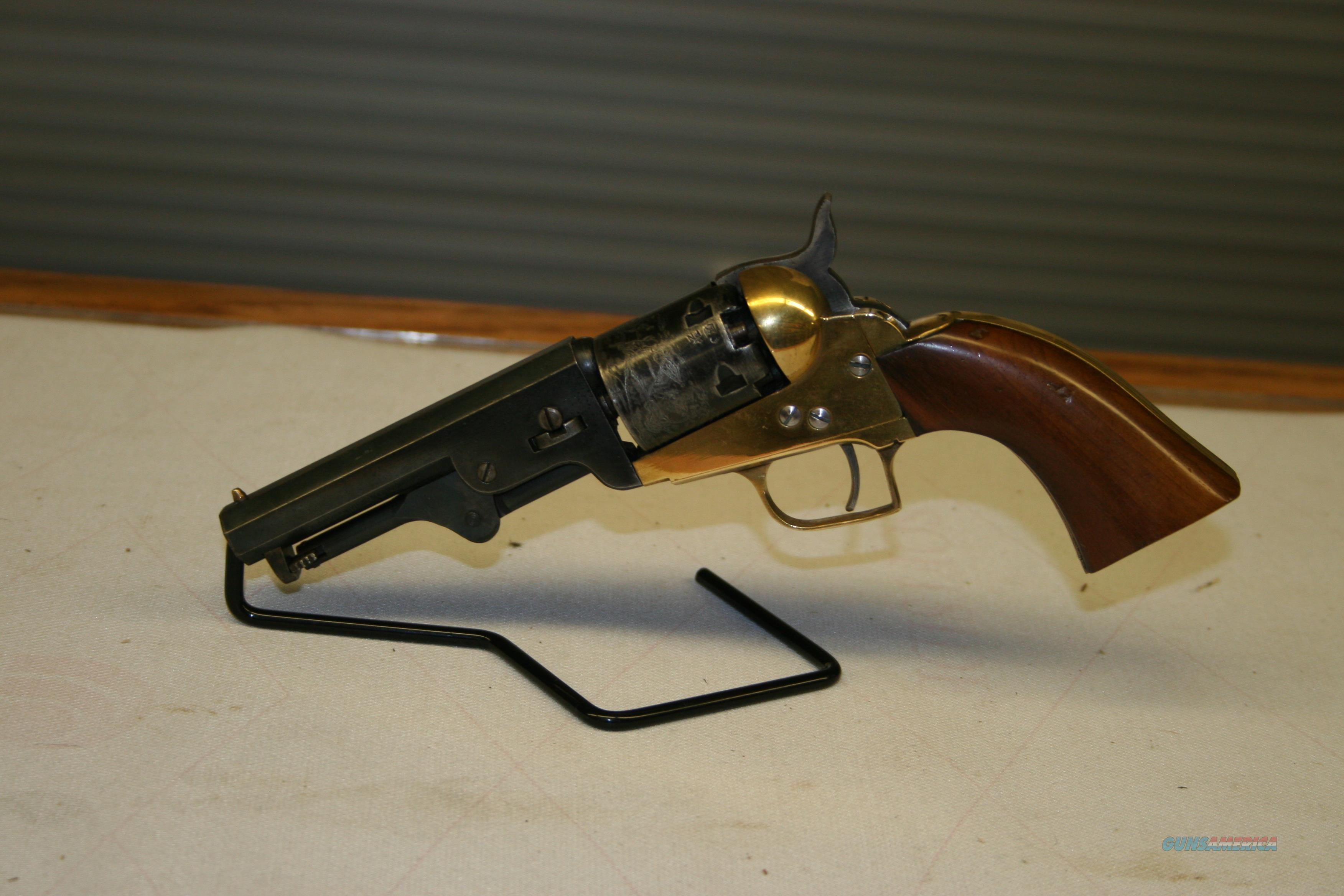 RARE Dart Reproduction 36 Caliber Black Powder Revolver  Guns > Pistols > Collectible Revolvers