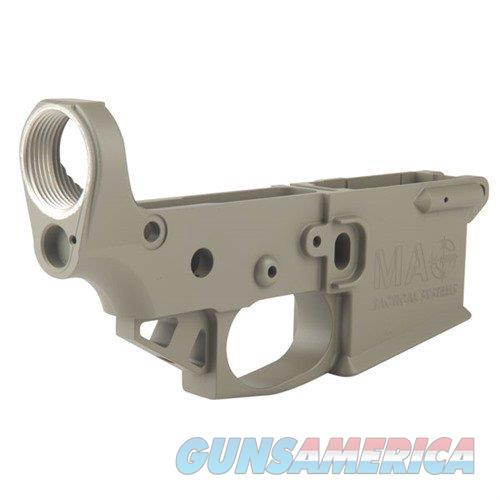 Mag Tactical MGG4FDE Ultra Lite AR-15 Lower Receiver 5.56mm FDE Stripped  Guns > Rifles > A Misc Rifles