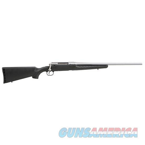"Savage Axis Bolt Action Rifle .243 Win 22"" Barrel 4 Rounds Synthetic Stock Stainless Finish  Guns > Rifles > Savage Rifles > Axis"