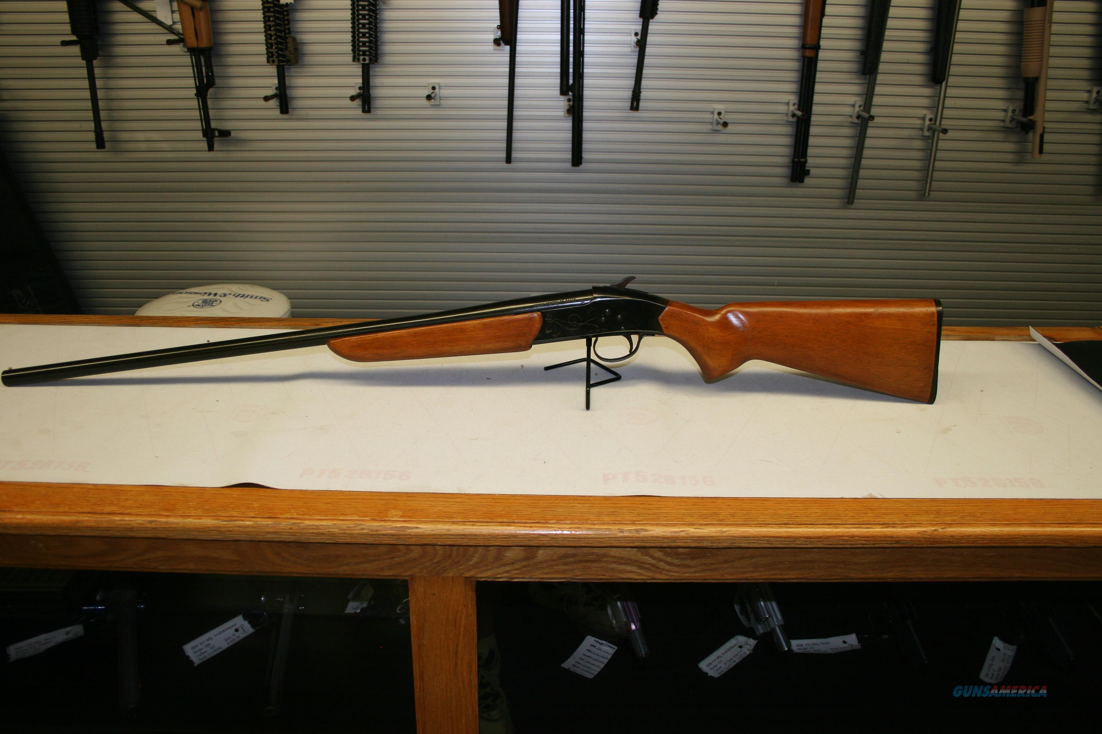 Stevens Model 940E 20GA Break Barrel Shotgun  Guns > Shotguns > Stevens Shotguns