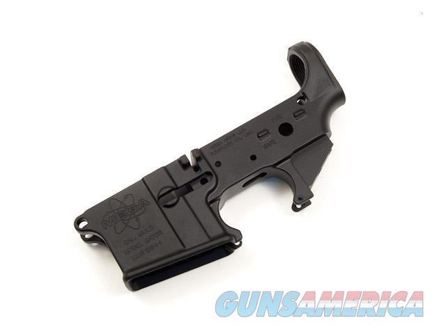 Mega Arms AR-15 Gator Forged Lower Anodized Receiver  Guns > Rifles > A Misc Rifles
