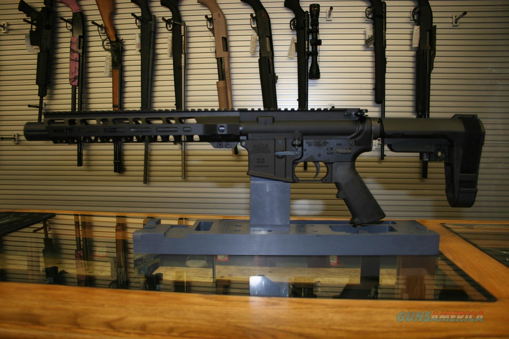 "Brand New PSA PA 15 AR 15 Pistol, 10.5"" 5.56/223  Guns > Pistols > Custom Pistols > Other"