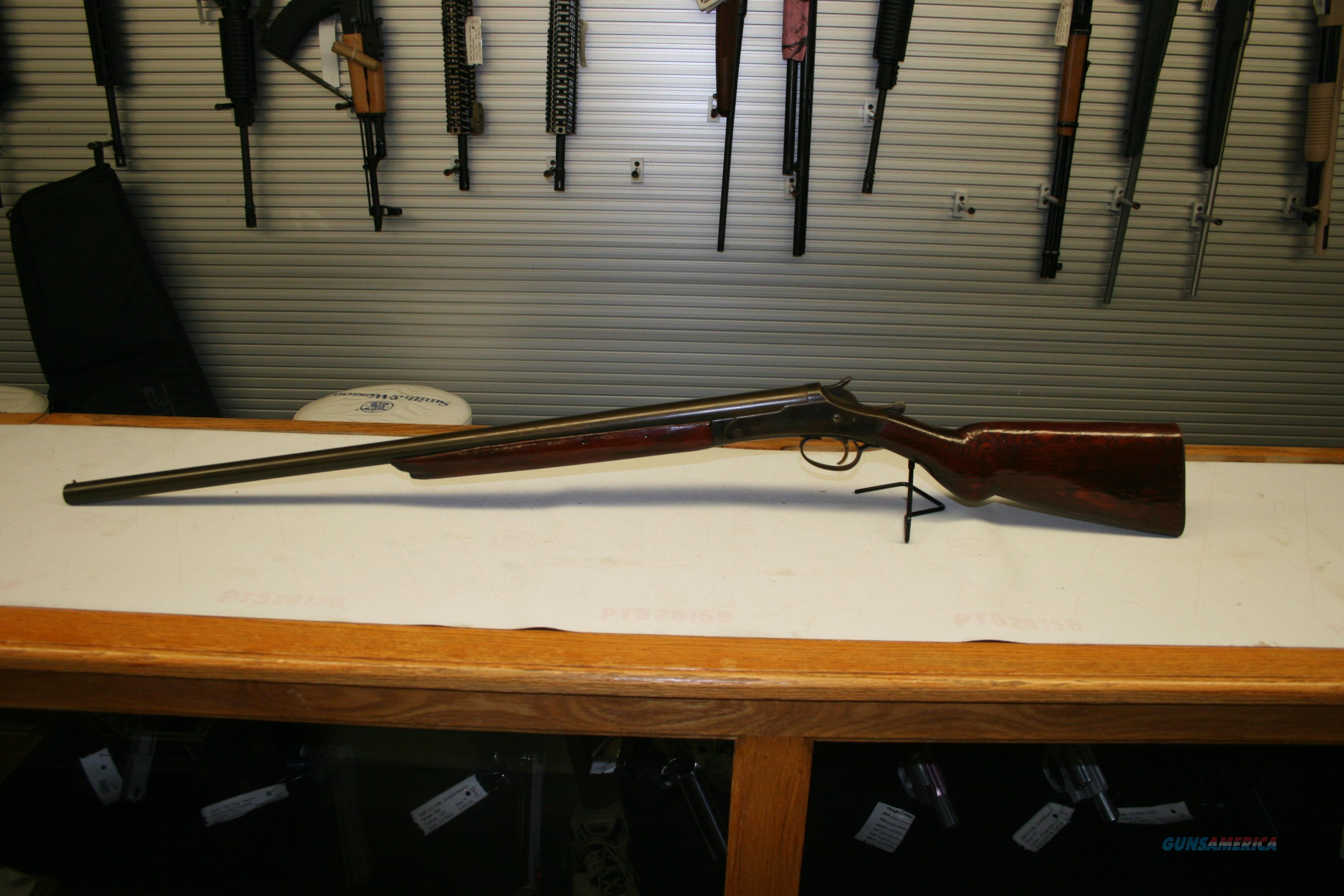 American Gun Co/Victor Single Shot 12ga  Guns > Shotguns > A Misc Shotguns