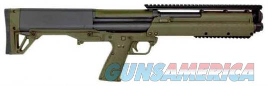 Kel-Tec KSG, OD Green, Pump Action Bullpup 12 Gauge, 18.5 Barrel, Twin Tube, 14 Rd  Guns > Shotguns > Kel-Tec Shotguns > KSG