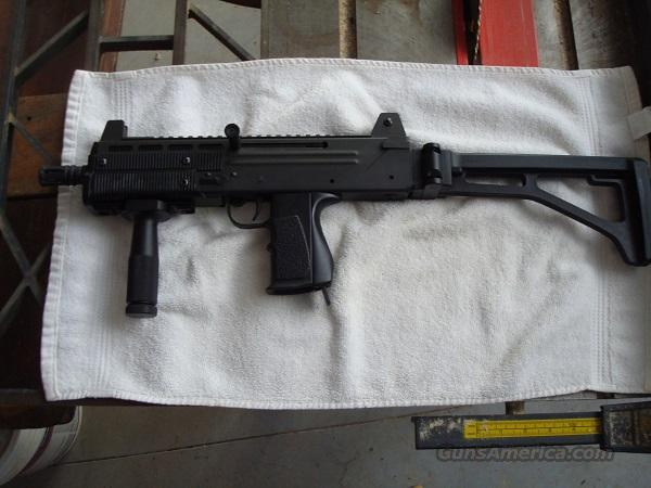 SWD M11 w/Lage Upper & Lage Folding Stock  Guns > Rifles > Class 3 Rifles > Class 3 Subguns