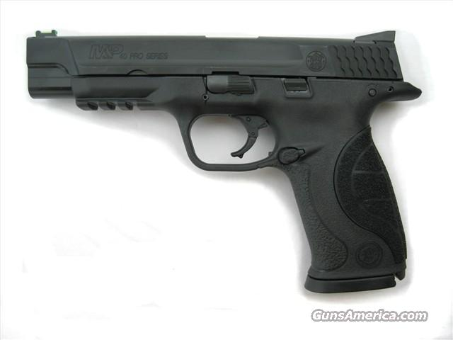 Smith & Wesson M&P Pro Long  Guns > Pistols > Smith & Wesson Pistols - Autos > Polymer Frame