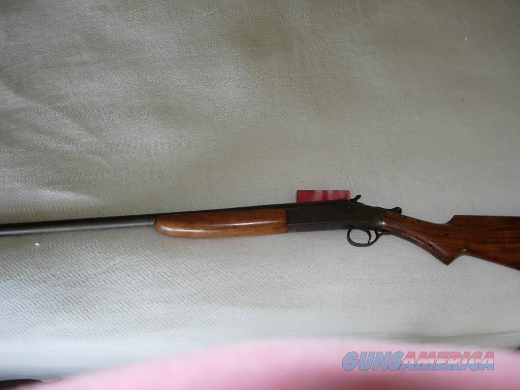 16 ga single shot  Guns > Shotguns > Iver Johnson Shotguns