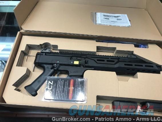 CZ SCRPN PIST 9MM BLK F-CAN/SB TAC/6 MAGS  Guns > Pistols > CZ Pistols