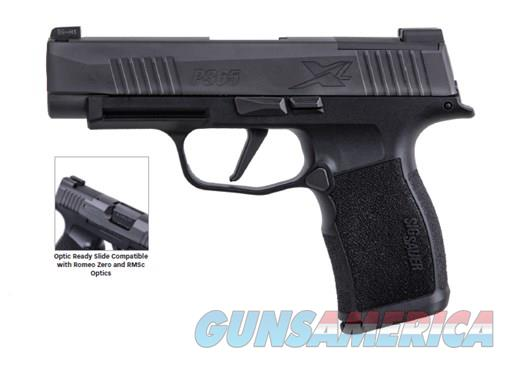 "SIG SAUER P365 XL 9MM,3.7"" 12+1 XRAY,Optic Ready Slide  Guns > Pistols > Sig - Sauer/Sigarms Pistols > P365"
