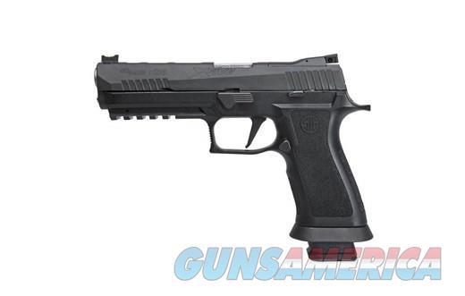 "Sig P320 X-FIVE 9MM NIT 21+1 BLK 5""BAR 4-21 mags  Guns > Pistols > Sig - Sauer/Sigarms Pistols > P320"