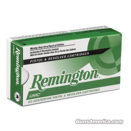 200 Rounds Remington 9mm UMC FMJ 115gr ($5 Ship)  Non-Guns > Ammunition