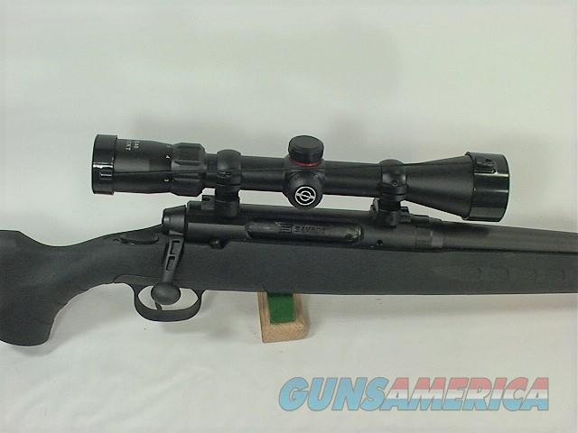 6X SAVAGE AXIS 308 WITH SIMMONS 8 POINT3-9X40, AS NEW   Guns > Rifles > Savage Rifles > Axis