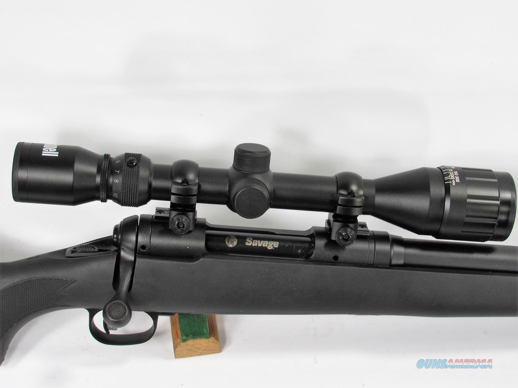 """54Y SAVAGE MODEL 11 243 24"""" HEAVY BARREL  Guns > Rifles > Savage Rifles > 11/111"""
