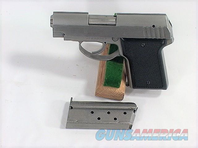 134X AMT BACK UP 40 S&W  Guns > Pistols > AMT Pistols > Double Action