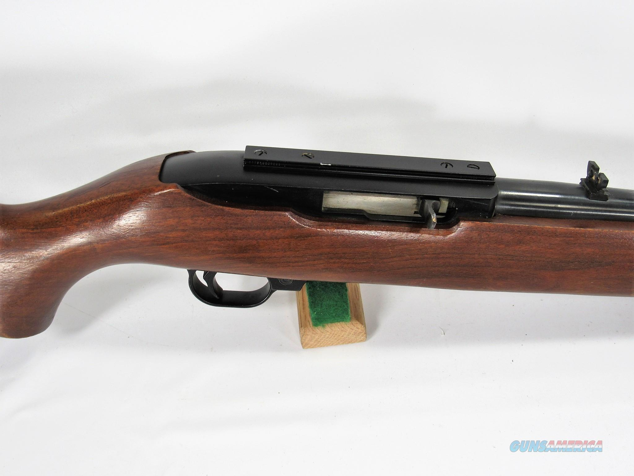 83Y RUGER 10/22 22LR, EARLY WALNUT STOCK GUN MADE IN 1975  Guns > Rifles > Ruger Rifles > 10-22