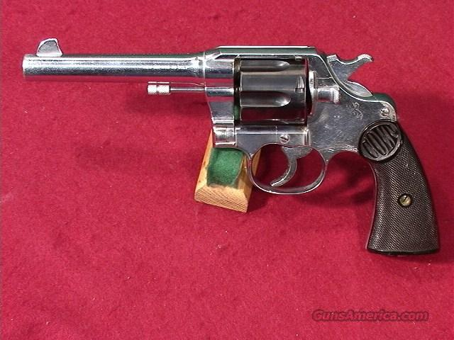 367o COLT NEW SERVICE 45LC  Guns > Pistols > Colt Double Action Revolvers- Pre-1945