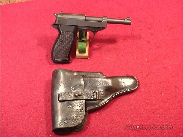 C582R WALTHER P38 POST WAR P-1 9MM  Guns > Pistols > Walther Pistols > Post WWII > P38