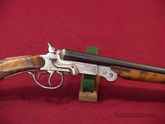 23S CUSTOM COMBO SXS 410/32-20  Guns > Shotguns > Double Shotguns (Misc.)  > Spanish