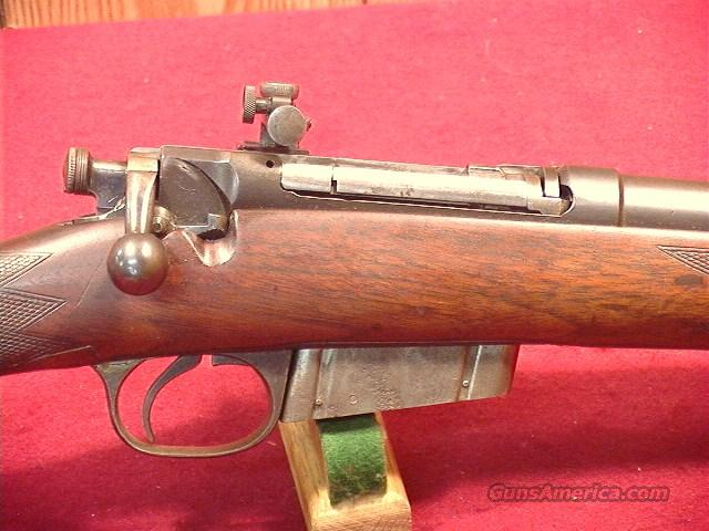 71R REMINGTON LEE RIFLE REBARRELED TO 25-35  Guns > Rifles > Remington Rifles - Modern > Bolt Action Non-Model 700 > Sporting