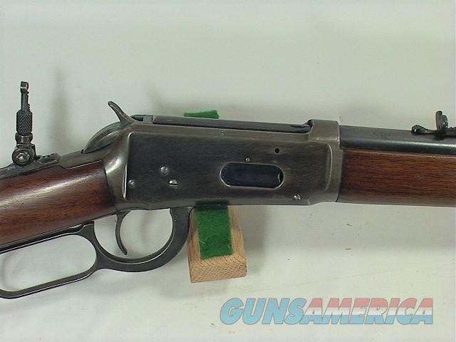 103X WINCHESTER 94 ROUND RIFLE 38-55  Guns > Rifles > Winchester Rifles - Modern Lever > Model 94 > Pre-64