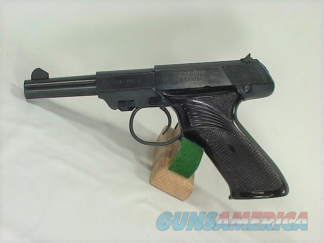 247X HIGH STANDARD DURAMATIC 22LR  Guns > Pistols > High Standard Pistols