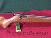 192o SPRINGFIELD (SAVAGE) 120A 22LR BOLT ACTION SINGLE SHOT  Guns > Rifles > Savage Rifles > Other