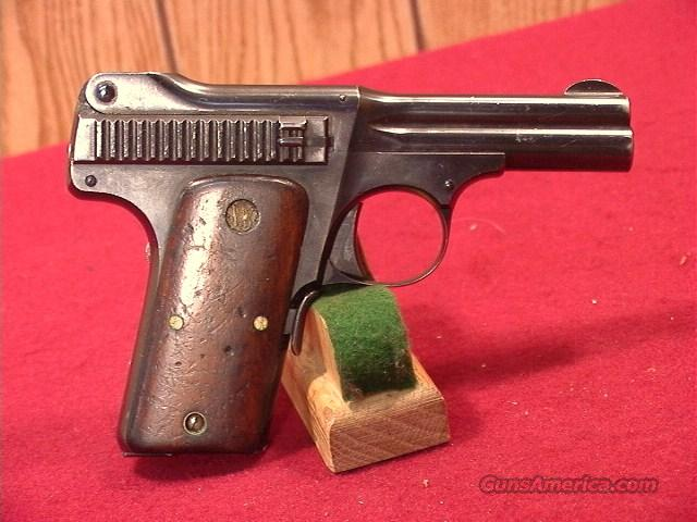C299Q S&W MODEL 1913 35 AUTOMATIC  Guns > Pistols > Smith & Wesson Pistols - Autos > Steel Frame