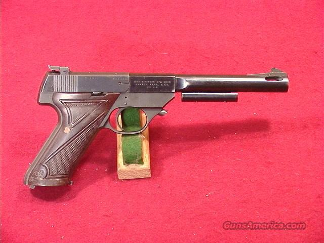 C239Q HIGH STANDARD SUPERMATIC 101 22 3RD MODEL  Guns > Pistols > High Standard Pistols