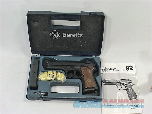 283X BERETTA 92 F COMPACT  Guns > Pistols > Beretta Pistols > Model 92 Series