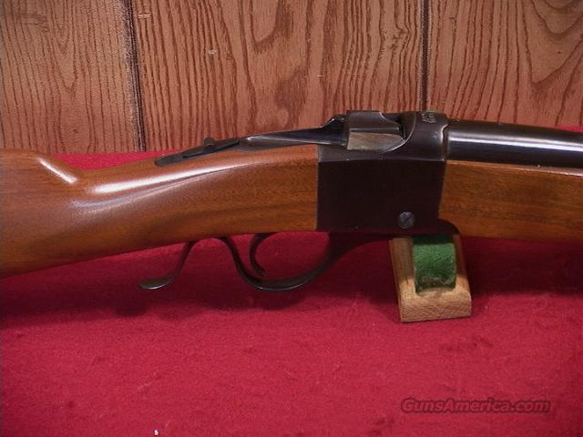 181T RUGER #3 22 HORNET  Guns > Rifles > Ruger Rifles > #1 Type
