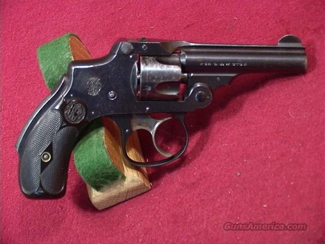 261R S&W SAFETY HAMMERLESS DA  Guns > Pistols > Smith & Wesson Revolvers > Pre-1945