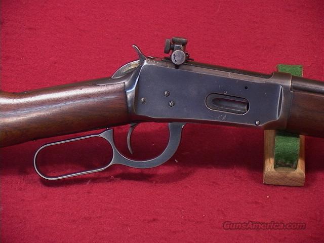 224T WINCHESTER 94 25-35 FLAT BAND CARBINE  Guns > Rifles > Winchester Rifles - Modern Lever > Model 94 > Post-64