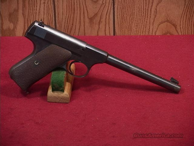 225S COLT WOODSMAN 22 1ST MODEL  Guns > Pistols > Colt Automatic Pistols (22 Cal.)