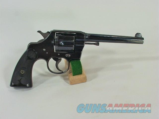 "225V  COLT ARMY SPECIAL 38 6""  Guns > Pistols > Colt Double Action Revolvers- Pre-1945"