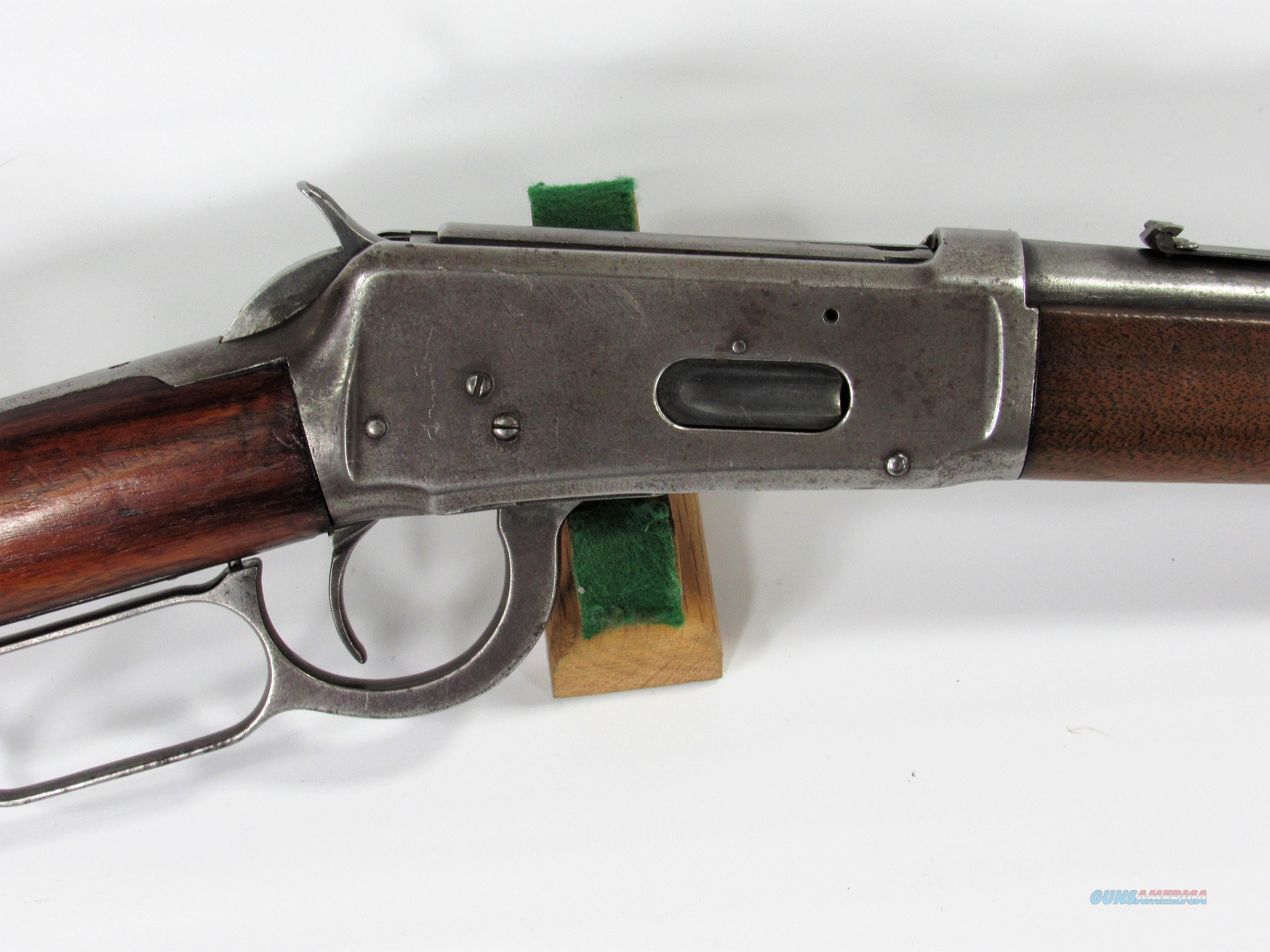 6Y WINCHESTER 1894 SRC 25-35  Guns > Rifles > Winchester Rifles - Modern Lever > Model 94 > Pre-64
