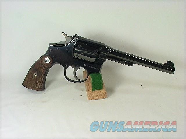 "59X S&W OUTDOORSMAN K-22 22 LR 6""  Guns > Pistols > Smith & Wesson Revolvers > Med. Frame ( K/L )"