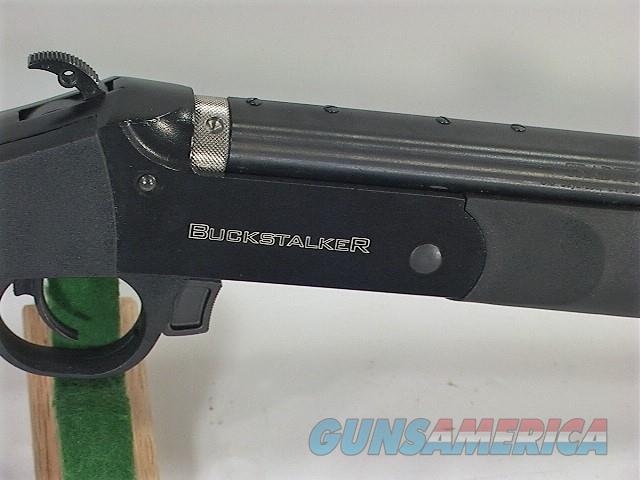 983 TRADITIONS BUCKSTALKER 50 CAL.  Guns > Rifles > Muzzleloading Modern & Replica Rifles (perc) > Modern Inline