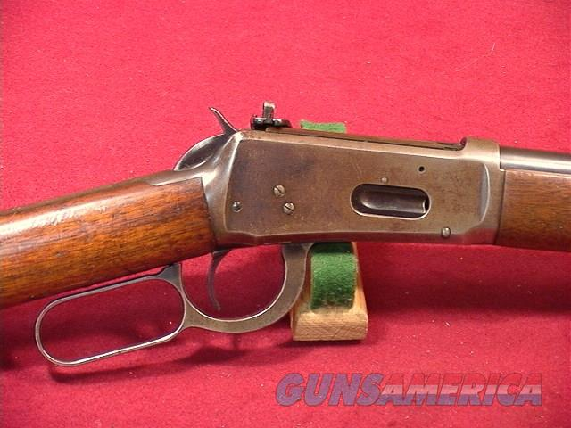 142R WINCHESTER 1894 25-35 ROUND RIFLE  Guns > Rifles > Winchester Rifles - Modern Lever > Model 94 > Pre-64