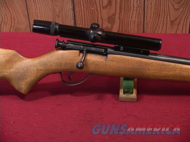 57T SPRINGFIELD 120 (SAVAGE) 22 SINGLE SHOT BOLT  Guns > Rifles > Savage Rifles > Other