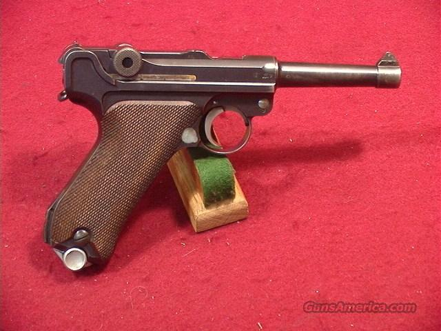 C605R GERMAN LLUGER SNEAK REWORK 30 CAL  Guns > Pistols > Luger Pistols